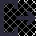 Login Enter Sign Icon
