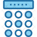 Login Safety Protection Icon