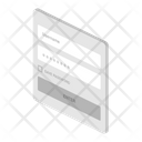 Card Login Icon