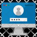 Login Admin Password Icon