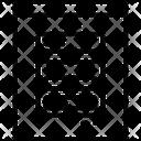 Login Passkey Interface Icon