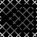 Login Arrow Right Icon