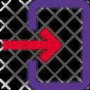 Logout Interface Essentials Icon