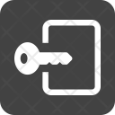 Login Password Protection Icon