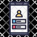 Login Website Webpage Icon