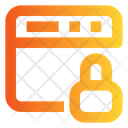 Login Private Website Secure Website Icon