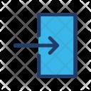 Login Enter Door Icon