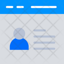 Login Information Icon