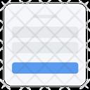 Login Layout Icon