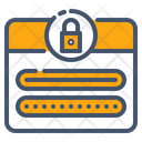 Login Password Security Icon