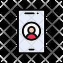 Profile Login Phone Icon