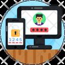 App Security Login Security Website Password Icon