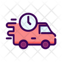 Business Logistic Delivery Icon