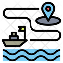 Logistic Shipment Shipping Icon