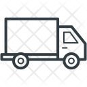 Logistic Truck Shipping Icon