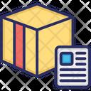 Logistic Bill Icon
