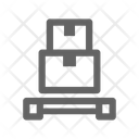 Logistic Box Icon