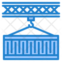 Logistic Container Logistic Container Icon