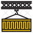 Logistic Container Icon