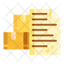 Logistic Data Icon