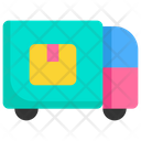 Logistic Shopping Online Icon
