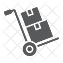 Logistic Dolly Icon