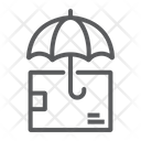 Logistic Insurance Icon
