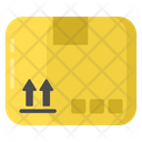 Package Parcel Cardboard Icon