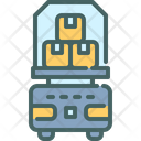 Logistic Automation Industry Icon