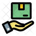 Logistic service Icon