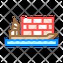 Logistic Ship Icon