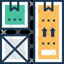 Logistic Storage Icon