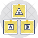 Logistic Storage Icon