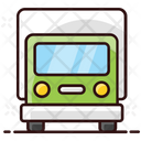Logistic Truck Shipping Truck Delivery Icon