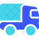 Logistic Truck Cargo Truck Delivery Icon
