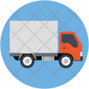 Logistic Truck Icon