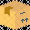 Logistics Box Package Icon