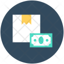 Logistics Dollar Package Icon