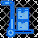Logistics Cart Icon