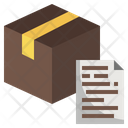 Logistics Data Icon
