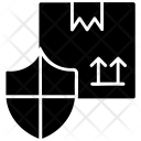 Package Secure Shield Icon