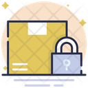 Logistics Security Icon