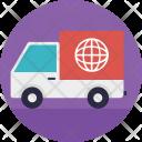Logistics Service Icon