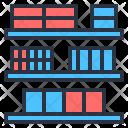 Logistics supply Icon