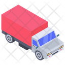 Logistics Transport Truck Vehicle Transport Icon