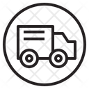 Logistics Transport Package Icon