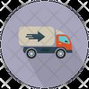 Logistics Truck Logistics Truck Icon