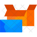 Logitics Mail Icon