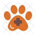 Logo Medicine Pet Icon