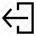 Logout Exit Quit Icon
